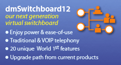 dmSwitchboard12 - our next generation switchboard